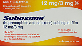 What Happens in Buprenorphine Detox?