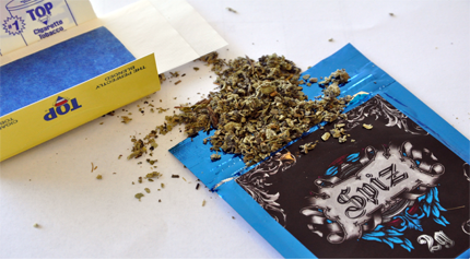 The Dangers of Synthetic Pot Use